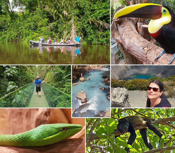 costa rica karte sehenswürdigkeiten Costa Rica: Die 20 schönsten Sehenswürdigkeiten – Alle Tipps